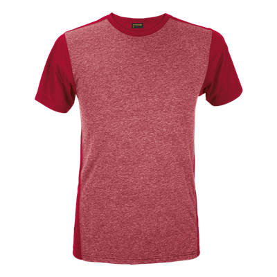 Ignite T-Shirt Red/Red Size 4XL