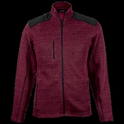Jackson Sweater  Red/Black Size 2XL