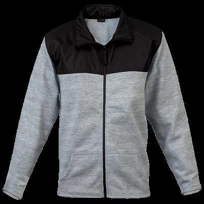 Knox Jacket  Grey/Black Size Small