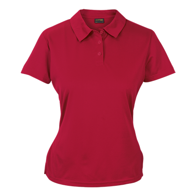 Ladies Atlas Golfer Red Size Large