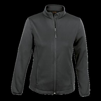 Ladies Canyon Jacket  Granite Size Medium