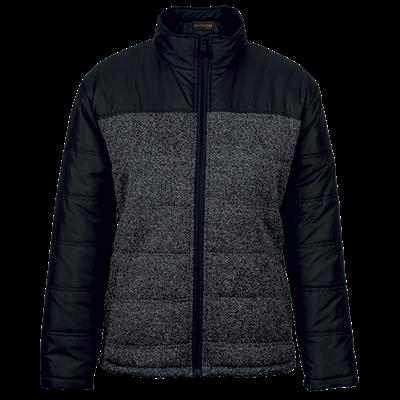 Ladies Colorado Jacket  Charcoal/Black Size XS