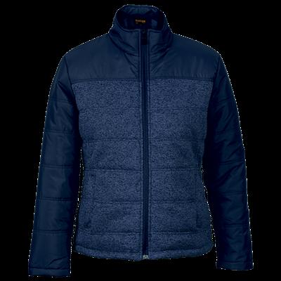 Ladies Colorado Jacket  Navy/Navy Size 3XL