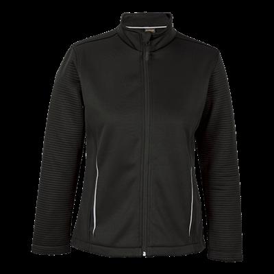 Ladies Dakota Jacket  Black Size Large