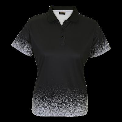 Ladies Haze Golfer  Black/Grey Size Small