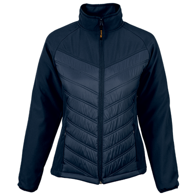 Ladies Melbourne Jacket  Navy Size 4XL