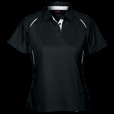 Ladies Neptune Golfer  Black/White Size 5XL