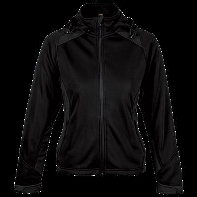 Ladies Nevada Jacket  Black Size Medium