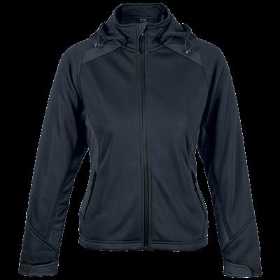 Ladies Nevada Jacket  Charcoal Size 2XL