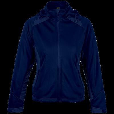 Ladies Nevada Jacket  Navy Size XL