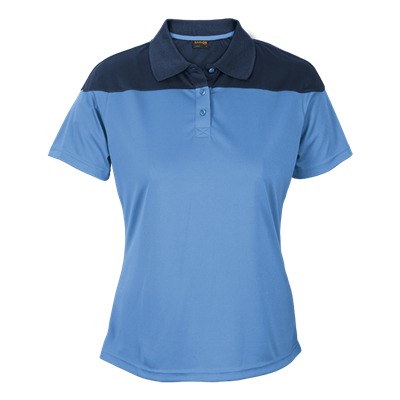 Ladies Omega Golfer  Blue/Navy Size 3XL