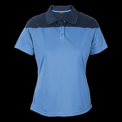 Ladies Omega Golfer  Blue/Navy Size XL