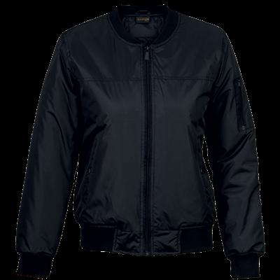Ladies Orlando Jacket  Black Size 3XL