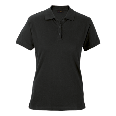 Ladies Port Golfer  Black Size 5XL