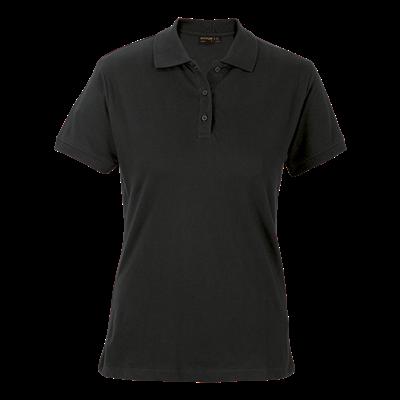 Ladies Port Golfer Black Size Small