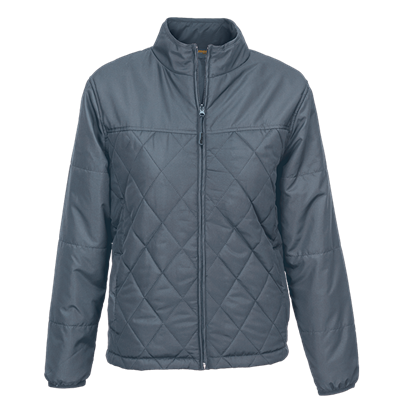 Ladies Rochfort Jacket  Grey Size 2XL