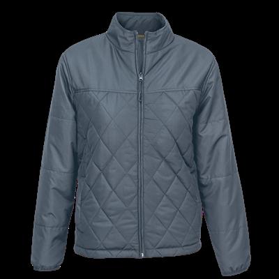 Ladies Rochfort Jacket  Grey Size XL