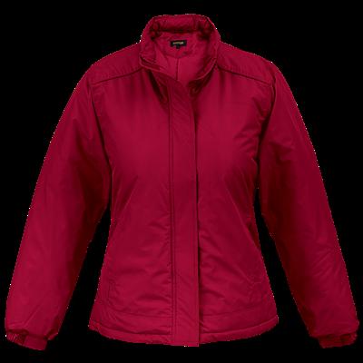 Ladies Trade Jacket  Red Size 4XL