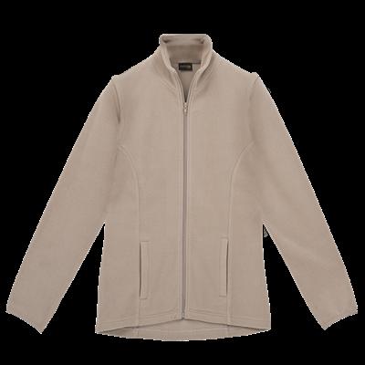 Ladies Ultra Micro Fleece  Khaki Size XL