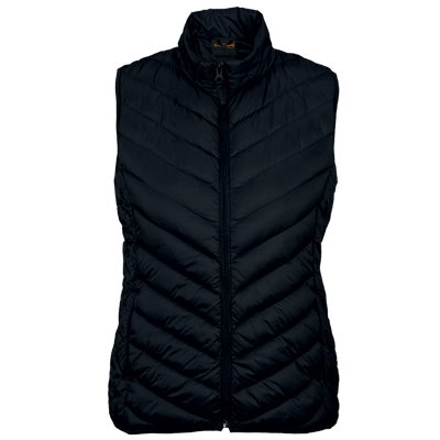 Ladies Westfield Bodywarmer  Black Size 4XL