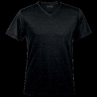 Mens 145g Astro T-Shirt Black/White Size 4XL