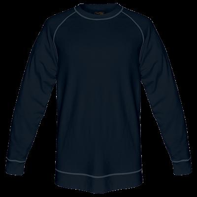 Mens Alpine Sweater  Black Size 2XL