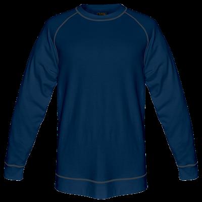 Mens Alpine Sweater  Navy Size 4XL