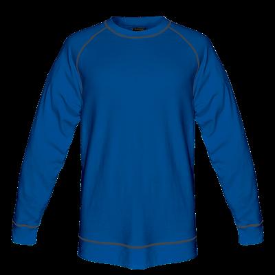 Mens Alpine Sweater  Royal Blue Size 4XL