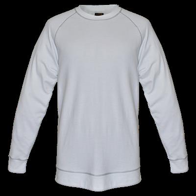 Mens Alpine Sweater  White Size 5XL