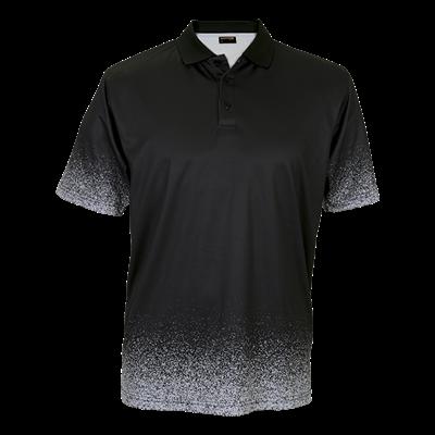 Mens Haze Golfer  Black/Grey Size XL
