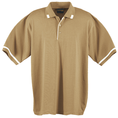 Mens Matrix Golfer  Khaki/White Size 5XL