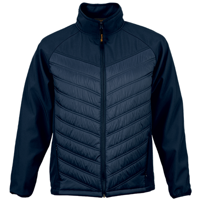 Mens Melbourne Jacket  Navy Size 3XL