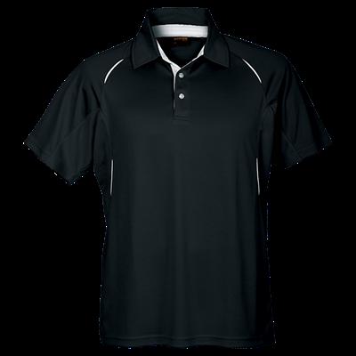 Mens Neptune Golfer  Black/White Size 3XL