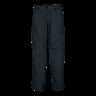 Mens Oliver Zip Off Cargo Pants  Navy Size 32
