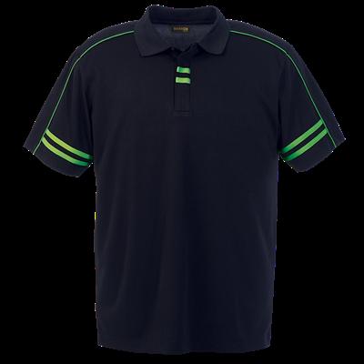 Mens Spirit Golfer  Black/Lime Size XL