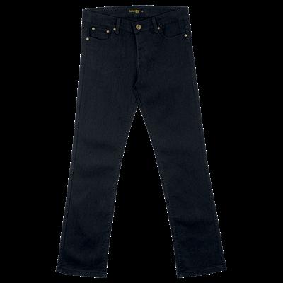 Mens Urban Stretch Jeans  Black Size 28