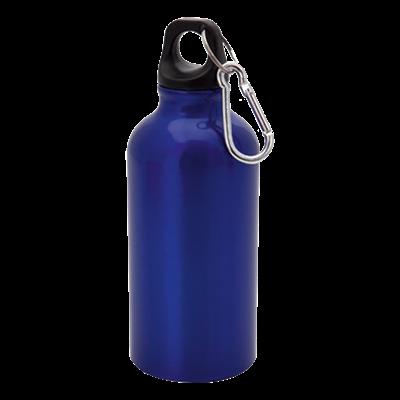 Mento 400ml Water Bottle Blue