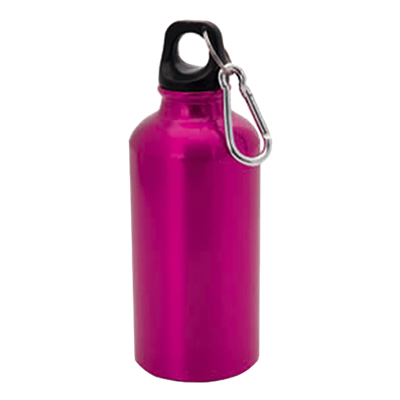 Mento 400ml Water Bottle Fuchsia