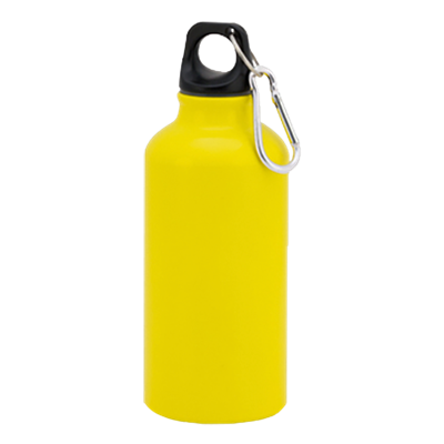Mento 400ml Water Bottle Yellow