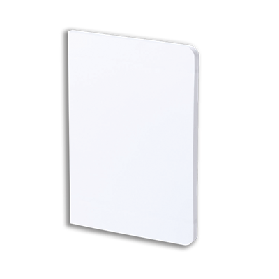Neltec A5 Anti-Bacterial Notebook White
