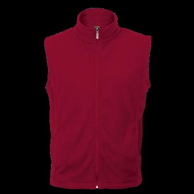 Newbury Fleece  Red Size 2XL