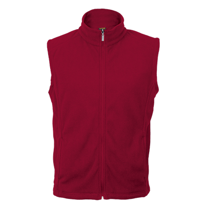 Newbury Fleece  Red Size 3XL