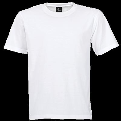 Promo Tee 145g White Size 2XL
