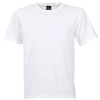 Promo Tee 145g White Size Medium