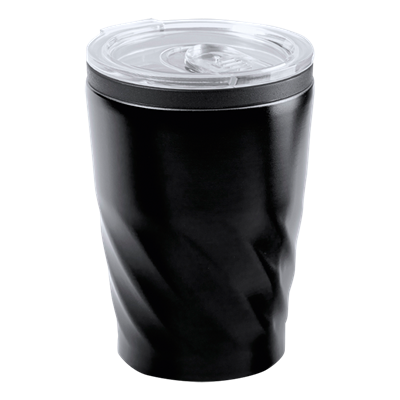 Ripon 350ml Cup Black
