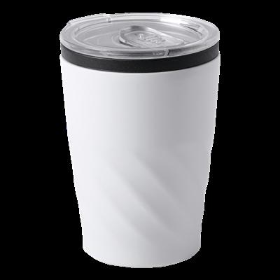 Ripon 350ml Cup White