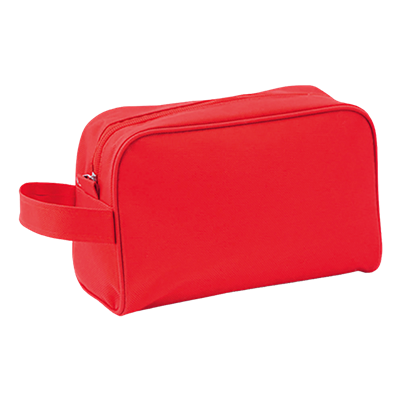 Trevi Beauty Bag Red