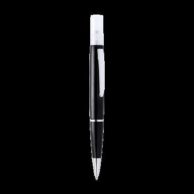 Tromix Sanitiser Spray Pen Black
