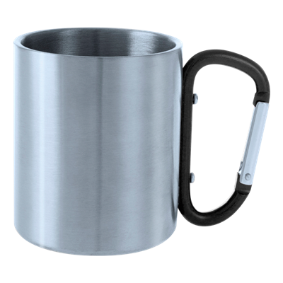 Bastic 210ml Mug Black