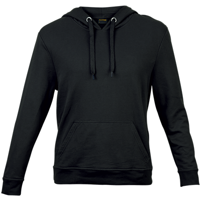 Beckham Hooded Sweater  Black Size Small